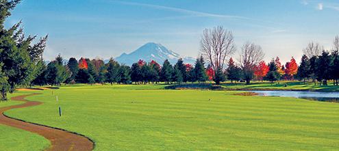 River Bend Golf Course, Kent WA
