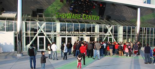 Showare Center, Kent WA