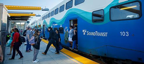 Sound Transit, Tukwila WA