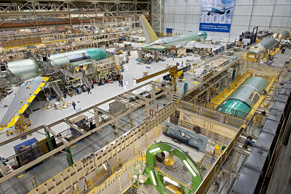 Lawmakers propose $25M federal campaign to address aerospace worker shortage